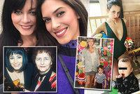 Den matek u našich celebrit: Fotky z dětství a moudrá slova o mateřství!
