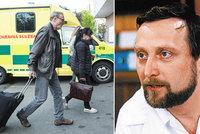 »Doktor Sova« Ladislav Frej: Opět pod kudlou! Po rameni ho zradilo koleno