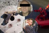 Policie ukázala zbraň údajných vrahů Kuciaka (†27): Použili prý obstarožní kvér!