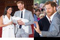 První pracovní den prince Harryho po narození syna byl pohromou! Tohle nečekal...
