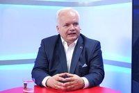 Lídr lidovců Svoboda: O parazitech, Havlovi, sirotcích i Česku jako popelnici EU