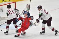 Češi skvěle otočili zápas a rozdrtili Lotyšsko! Během jedné třetiny dali čtyři góly