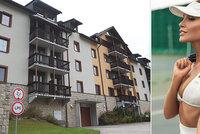 Modelka svědčící v procesu s fotbalisty vypadla ve Špindlu z balkonu: Po brutálních zraněních klíčový výslech!