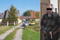 """""""Zabiják"""" z Benešovska údajně zavraždil tátu (†66): Z rozstříleného syna vytáhli 4 projektily!"""