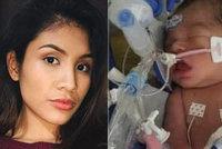 Mladou matku (†19) zabila a vyřízla jí miminko: Děťátko však umírá