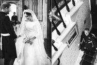 Rok od svatby Harryho a Meghan: Zveřejnili dosud tajné fotky a svět slzí dojetím!