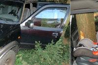 Mámu (†32) rozdrtilo auto, když chtěla vytáhnout syna (5). Byla prý podruhé těhotná!