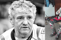 Legenda Dakaru podlehla těžké nemoci: Na pohřeb Oldy Bražiny (†58) se svolávají motorkáři