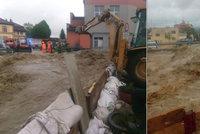 Na třech desítkách míst v Česku platí povodňový stav, sledujte radar