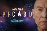 Star Trek: Picard – první trailer: Známý plešoun se vrací