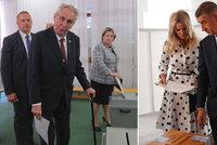 ONLINE Češi zvolili europoslance, výsledky tají. A Kalousek rýpe do vlastních řad