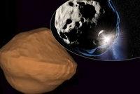 K Zemi se blíží obří asteroid: Je nebezpečný, hlásí NASA