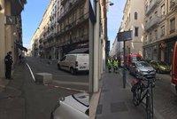 Exploze ve Francii: Lyon hlásí nejméně 8 zraněných, ozval se i Macron