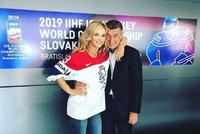ONLINE Babiš s Monikou odjel na hokej. Tajné výsledky voleb zašifrovali kvůli úniku