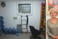 Stropnický v Izraeli utíká před bombami: Takhle vypadá kryt pod českou ambasádou! Jak dlouho v něm lze přežít?