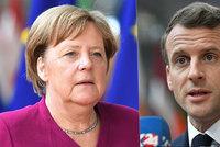 Macron a Merkelová se přou o vedení Evropské komise. Kdo ji povede?