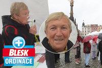 Marii (68) nic nebolelo, vyšetření ale ukázalo: Musím do špitálu s plícemi! Blesk Ordinace opět pomáhala!
