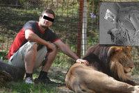 Fufi, který rozsápal Michala (†33), umíral 11 minut! První záběry policejního zásahu