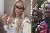 Na zoufalou pašeračku Terezu se vykašlal právník: Češka žadoní u soudu o propuštění z basy