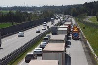 Dálnice D1 je po nehodě před Kroměříží opět plně průjezdná