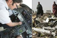 """""""Dojde k nehodě,"""" varoval pilot Boeingu před katastrofou. MAX se zatím na nebe nevrátí"""