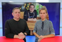 Vysíláme z Blesku: O české gastronomii se šéfkuchařem Janem Punčochářem