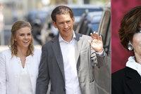 """Rakousko má první kancléřku. """"Zázračné dítě"""" Kurze střídá šéfka Ústavního soudu"""