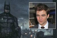 Filmový upír Pattinson má koronavirus: Natáčení Batmana přerušeno!