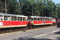 Tramvajový provoz v Praze 5 ochromí opravy: Na Plzeňské dopravní podnik opraví koleje ve dvou etapách
