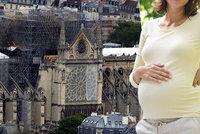 Těhotné ženy a děti z okolí Notre-Dame dostaly vážné varování. Hrozí potraty