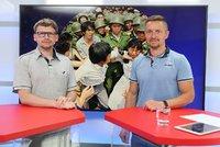 Vysíláme z Blesku: Bude někdy v Číně demokracie? A kdy urovná vztahy se Západem?