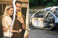 Miliardářská dcerka Rezešová, která zabila 4 lidi za volantem: Náhlý rozchod?