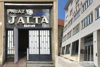 Palác Jalta v centru Brna září novotou: 20 let chátral, nyní tu je jazykovka i salon krásy