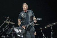 Metallica ruší koncerty: Zpěvák James Hetfield (56) je v léčebně