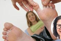 Vyzrajte na zápach nohou! Tohle je způsob, jak s ním skončit, radí lékařka