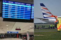 Svědectví z letu do Hurghady: Paní sotva došla do letadla, kolaps a resuscitace před všemi cestujícími, líčí Iveta