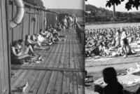 Zašlá sláva vltavských plováren v Praze: Řeka byla místem odpočinku i společenského života