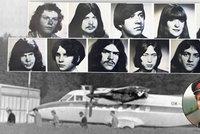Výročí dramatu z Majora Zemana: Krev pilota uneseného letounu prý zkratovala jeden z panelů