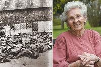 Milada přežila Lidice i koncentrák: Ve štěstí jí nezabránily ani hrůzy války