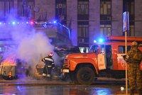 V Oděse hořela psychiatrická léčebna: Zemřelo šest lidí