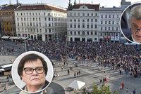 """Proti Babišovi a Benešové bouřili lidé v celém Česku i Paříži. """"Přijdeme na Letnou,"""" volali"""