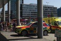 Na Budějovické spadla žena do kolejí: Metro v obou směrech hodinu nejelo