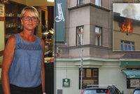 Holešovičtí hrdinové: Při velkém požáru domu poskytla hospoda azyl hasičům