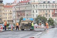 Velké letní uzavírky v Praze: Zavřená Jižní spojka, opraví se Vídeňská, Holešovičky i Nádražní