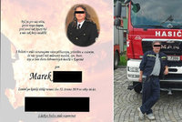 Dobrovolní hasiči truchlí: Marka (†46) připravila o život zákeřná nemoc