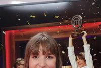 ŽIVĚ: Vítězka MasterChefa Kristína (17) v Blesku! Co říká na nepřejícné reakce?