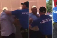 Strážník v Kladně mlátil opilce pěstí do obličeje: Zákrokem se zabývá magistrát