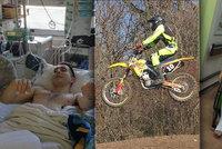 Martin skončil po nehodě na vozíčku: Životní vášeň mu zlomila páteř, prošel si peklem, ale dál bojuje