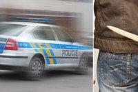 Policie obvinila z loupeže muže z Kroměřížska: Hrozí mu deset let