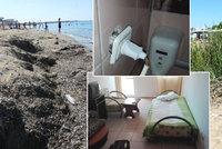 Dovolená hrůzy: Za 122 tisíc dostali Češi s dětmi špinavý hotel bez klimatizace